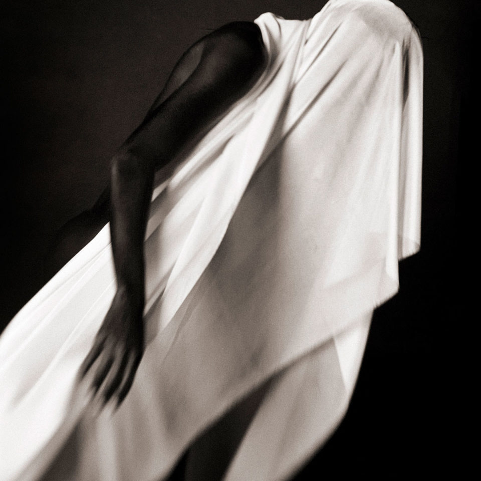 DRAPED WOMAN 005 By Jean Christophe Lagarde