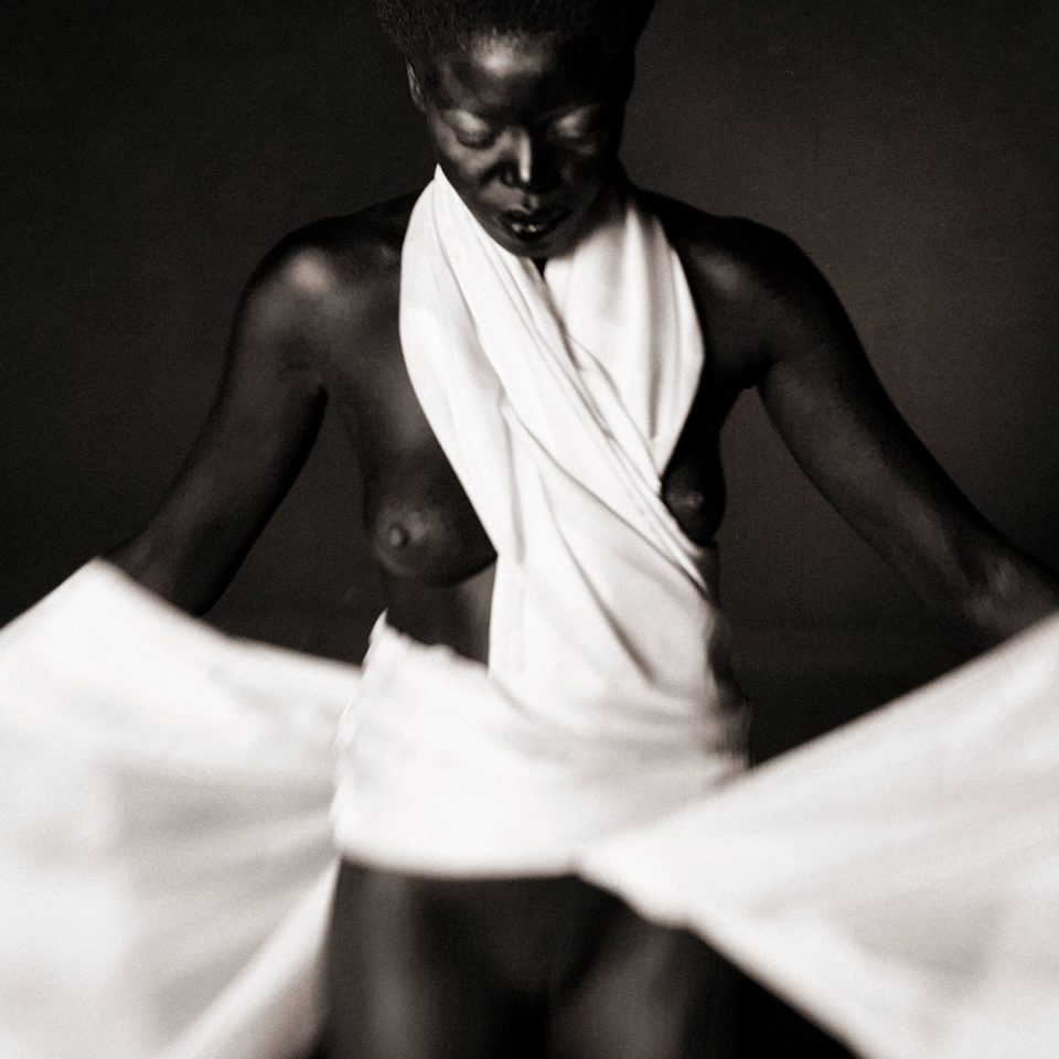 DRAPED WOMAN 008 By Jean Christophe Lagarde